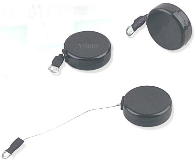 供應各種型號首飾/精品展示用防盜繩 自動伸縮拉線盒 易拉扣 14