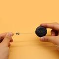 供應各種型號首飾/精品展示用防盜繩 自動伸縮拉線盒 易拉扣 19