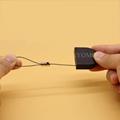 防盜鋼絲拉線盒 自動伸縮拉線鎖 易拉得 7