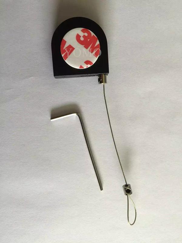 防盜鋼絲拉線盒 自動伸縮拉線鎖 易拉得 2