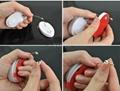 手機防盜拉線盒 自動伸縮鋼絲繩 接線盒 拉線器 展示拉線繩 手機防盜鏈 19