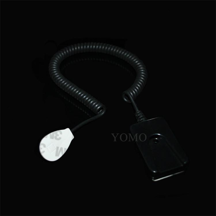 手机展示自动伸缩防盗链 拉线盒 磁力座模型防盗器 手机防盗链 3