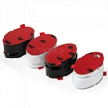Oval Magnetic Anti-Theft Pull Box Display Holder