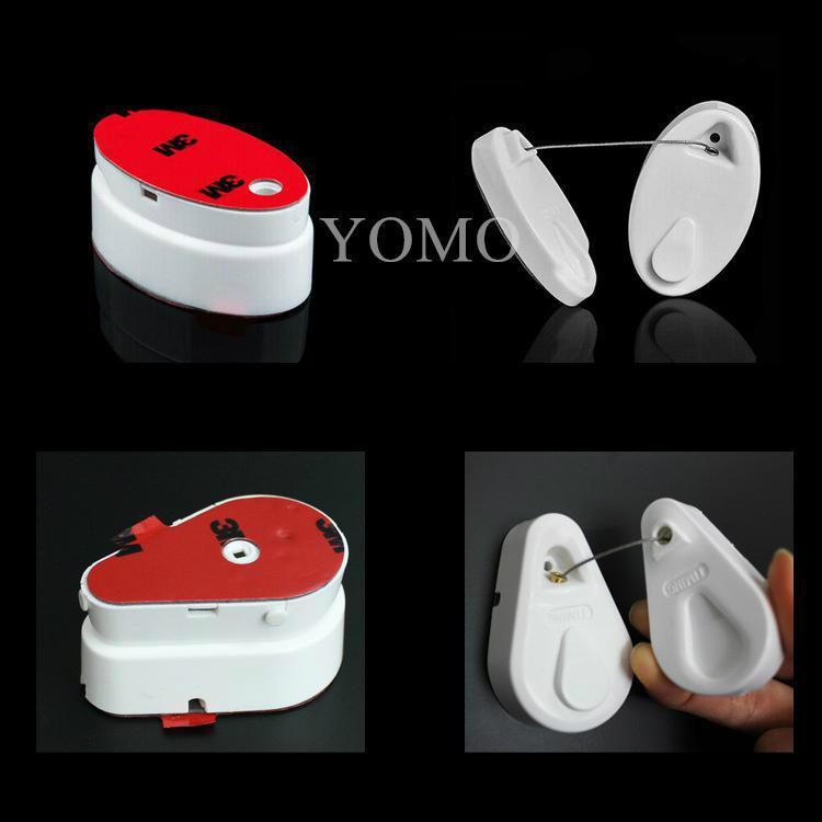 手機防盜拉線盒 自動伸縮防丟器 接線盒 拉線器 展示拉線繩 手機防盜鏈 10