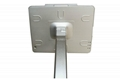 Workstation iPad Kiosk Stand Ipad Bracket Locking Clamshell for Trade Shows 12