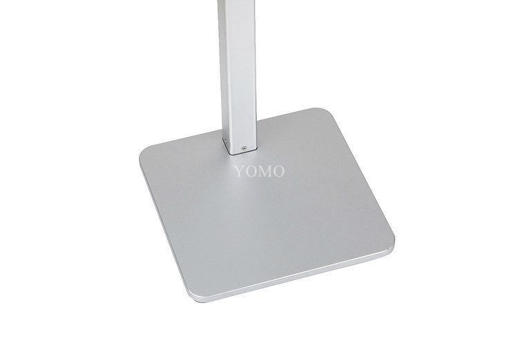 ipad平板落地支架 平板电脑展示支架 铝合金防盗支架 14