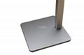 Workstation iPad Kiosk Stand Ipad Bracket Locking Clamshell for Trade Shows 16