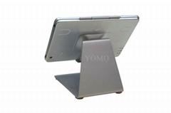 多功能L型底桌面支架平板支架 ipad支架 全鋁合金支架