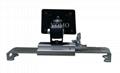 挂牆多角度可調通用平板支架 平板電腦展示支架 iPad金屬支架 2