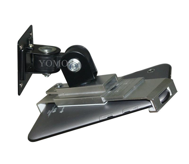 挂牆多角度可調通用平板支架 平板電腦展示支架 iPad金屬支架 8