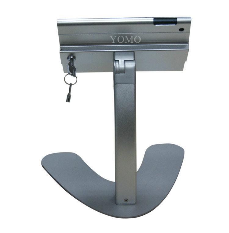 桌面V型展示平板支架 帶鎖防盜支架 床頭懶人平板支架 5