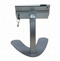 桌面V型展示平板支架 帶鎖防盜支架 床頭懶人平板支架 6