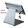 多功能L型底桌面支架平板支架 ipad支架 全鋁合金支架 6