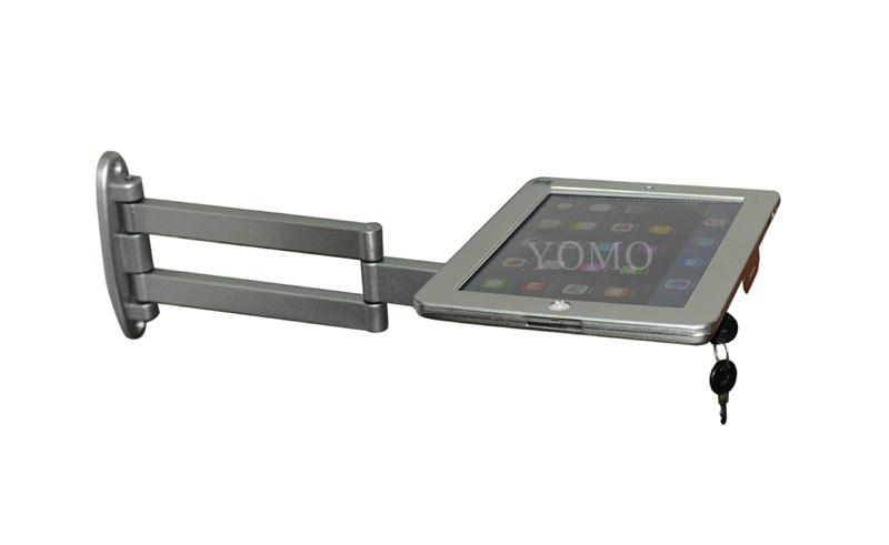 Wall-mounted Ipad Brackets/Kiosk,android tablet kiosk 9