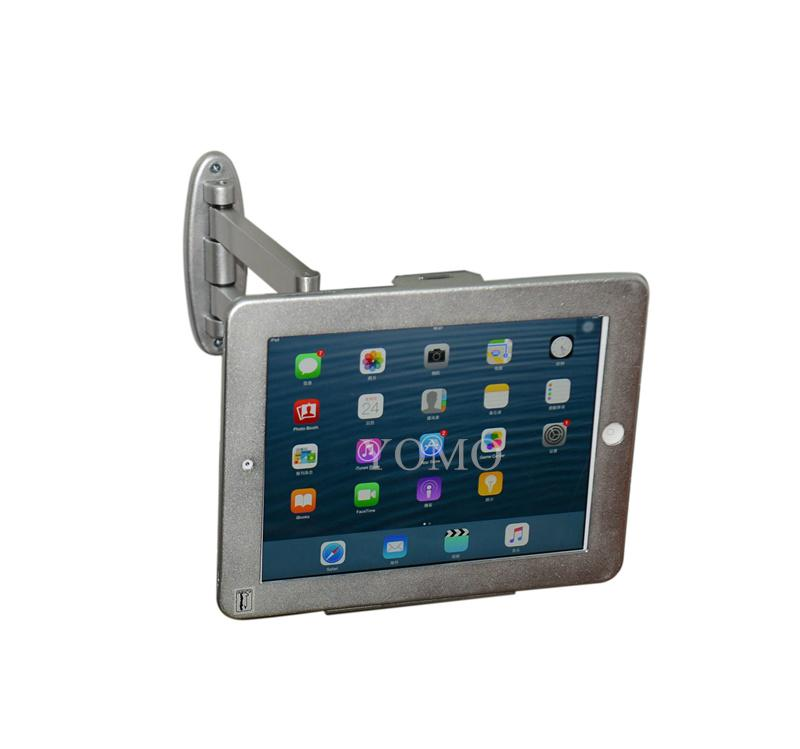 Wall-mounted Ipad Brackets/Kiosk,android tablet kiosk 12
