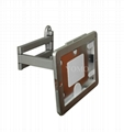 Wall-mounted Ipad Brackets/Kiosk,android tablet kiosk 10