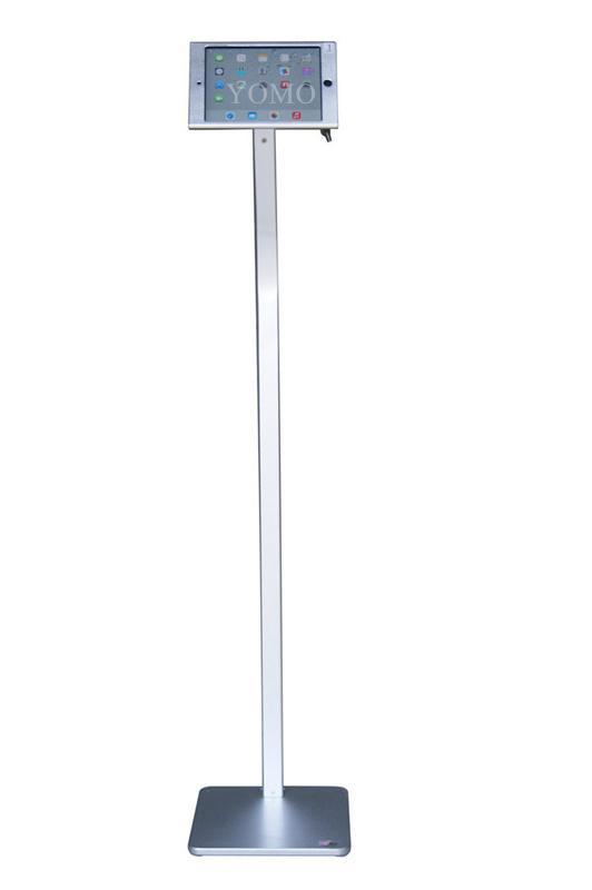 ipad MINI平板落地支架 平板电脑展示支架 铝合金防盗支架 3