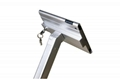 Workstation iPad MINI Kiosk Stand Ipad Bracket Locking Clamshell for Trade Shows 2