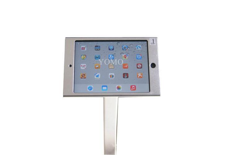 ipad MINI平板落地支架 平板电脑展示支架 铝合金防盗支架 5