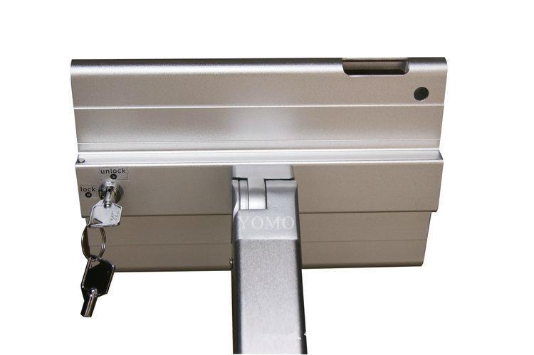 ipad MINI平板落地支架 平板电脑展示支架 铝合金防盗支架 4