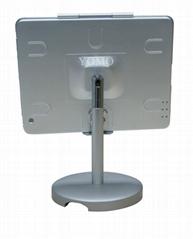 平板電腦展示支架金屬平板桌面支架蘋果防盜ipad支架 懶人支架