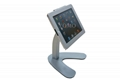 便携式苹果平板电脑桌面展示支架 带锁防盗支架 6