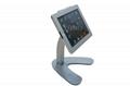 便攜式蘋果平板電腦桌面展示支架 帶鎖防盜支架 6