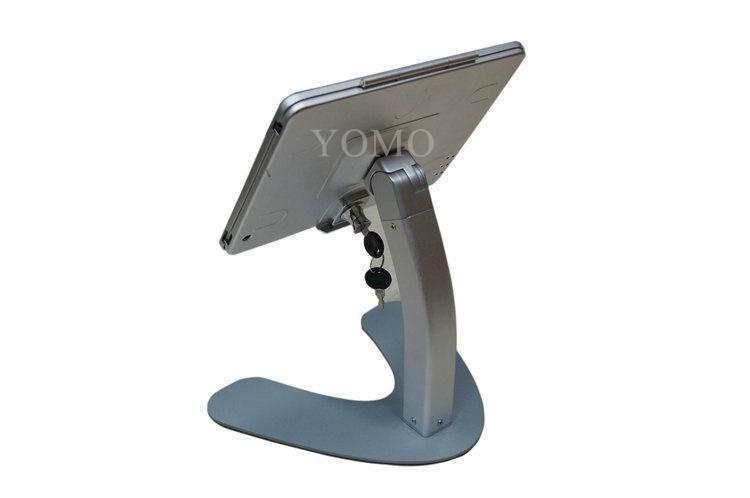 便携式苹果平板电脑桌面展示支架 带锁防盗支架 13