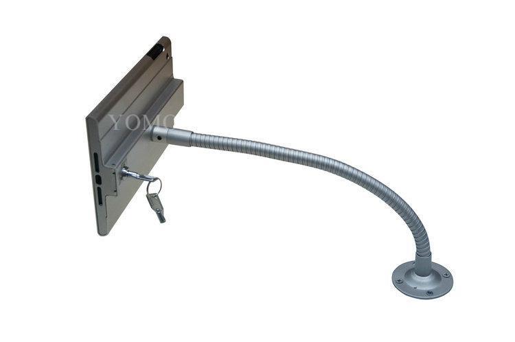iPad懶人支架 平板挂牆展示支架 帶鎖防盜支架 1