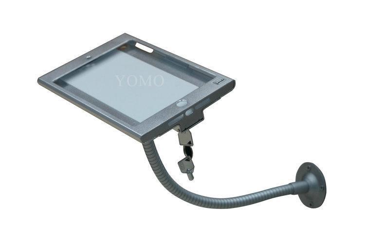 iPad懒人支架 平板挂墙展示支架 带锁防盗支架 3