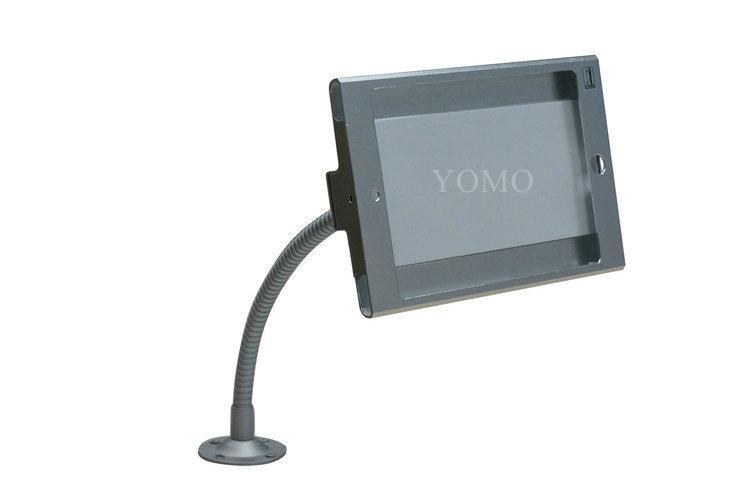 iPad懒人支架 平板挂墙展示支架 带锁防盗支架 4