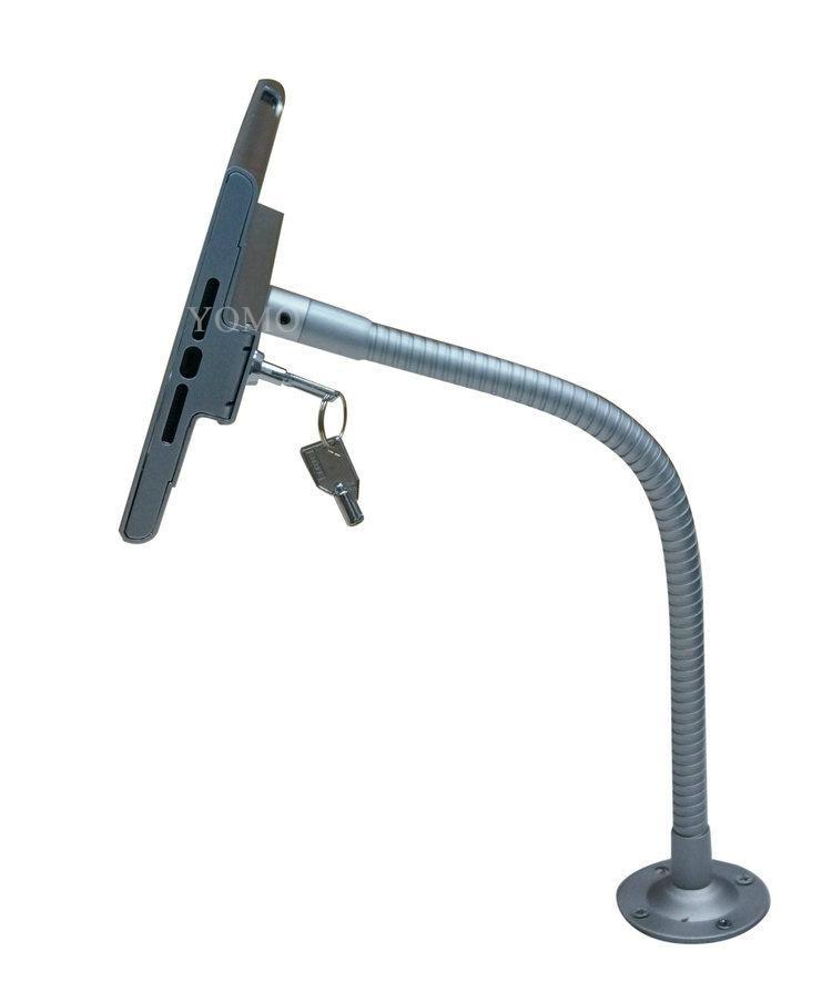 iPad懒人支架 平板挂墙展示支架 带锁防盗支架 5