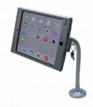 iPad懶人支架 平板挂牆展示支架 帶鎖防盜支架 9