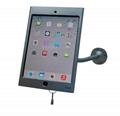 iPad懒人支架 平板挂墙展示支架 带锁防盗支架 10