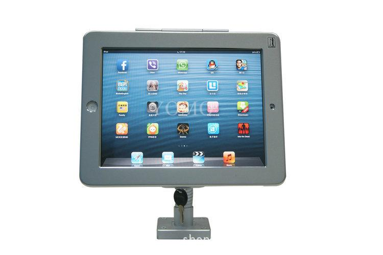 Wall-mounted Ipad Kiosk,wall mount android tablet enclosure  5