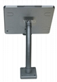 Wall-mounted Ipad Kiosk,wall mount android tablet enclosure  7