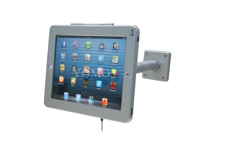Wall-mounted Ipad Kiosk,wall mount android tablet enclosure  9
