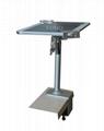 點餐平板電腦支架 iPad金屬支架 夾桌面平板點餐支架 2