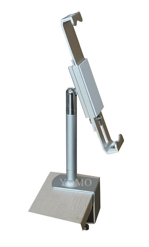 點餐平板電腦支架 iPad金屬支架 夾桌面平板點餐支架 5