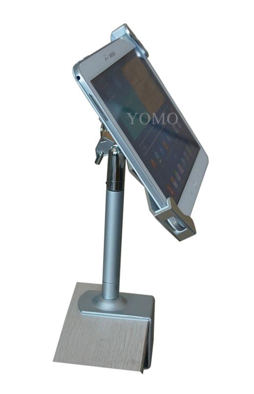 點餐平板電腦支架 iPad金屬支架 夾桌面平板點餐支架 6