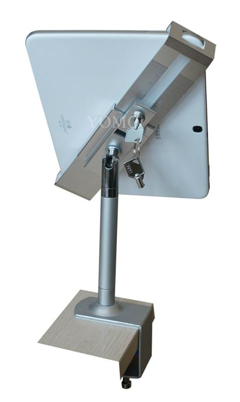 点餐平板电脑支架 iPad金属支架 夹桌面平板点餐支架 7