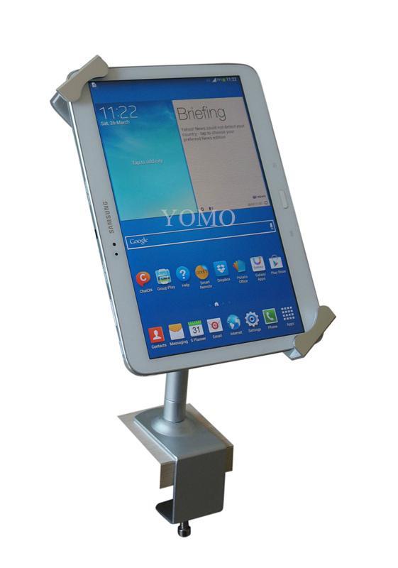 点餐平板电脑支架 iPad金属支架 夹桌面平板点餐支架 1