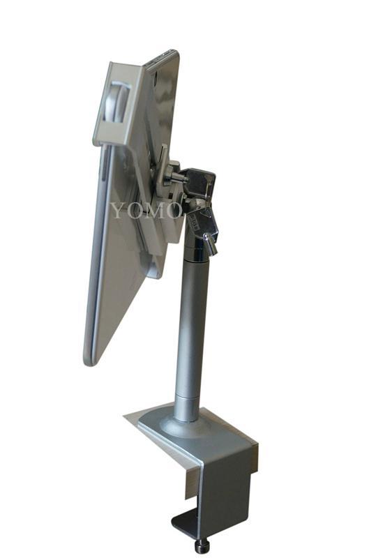 點餐平板電腦支架 iPad金屬支架 夾桌面平板點餐支架 8