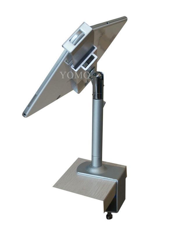 點餐平板電腦支架 iPad金屬支架 夾桌面平板點餐支架 9