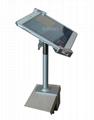 Desktop bracket for Ipad ,Portable Desktop Ipad Kiosks 10