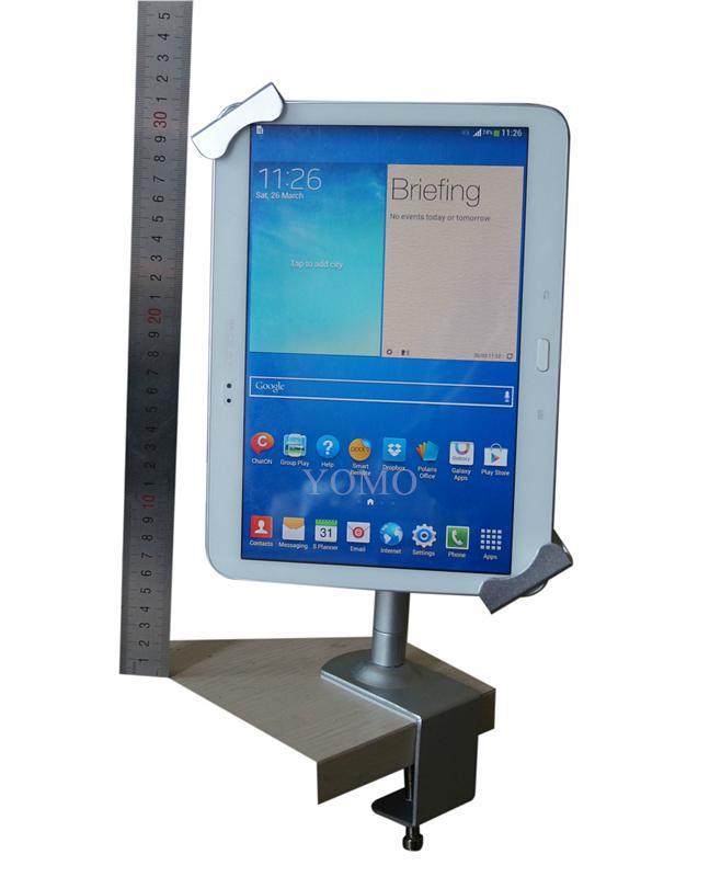 点餐平板电脑支架 iPad金属支架 夹桌面平板点餐支架 11