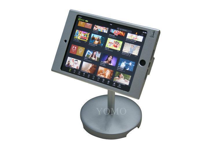 Desktop bracket for Ipad ,Portable Desktop Ipad Kiosks 5