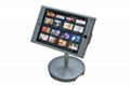 Desktop bracket for Ipad ,Portable Desktop Ipad Kiosks