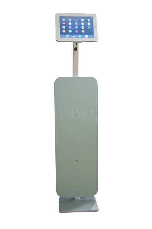 ipad平板落地支架 平板电脑展示支架 铝合金防盗支架 3