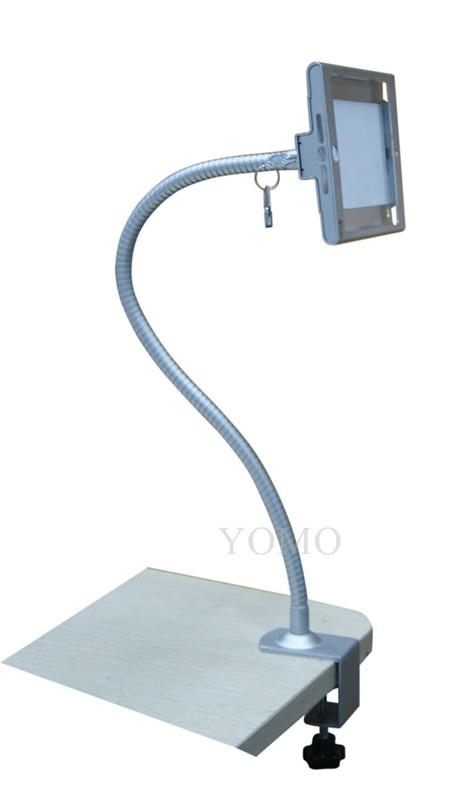 Desktop bracket for Ipad mini ,Portable Desktop Ipad mini Kiosks 4